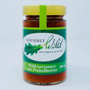 Wild-Currysauce