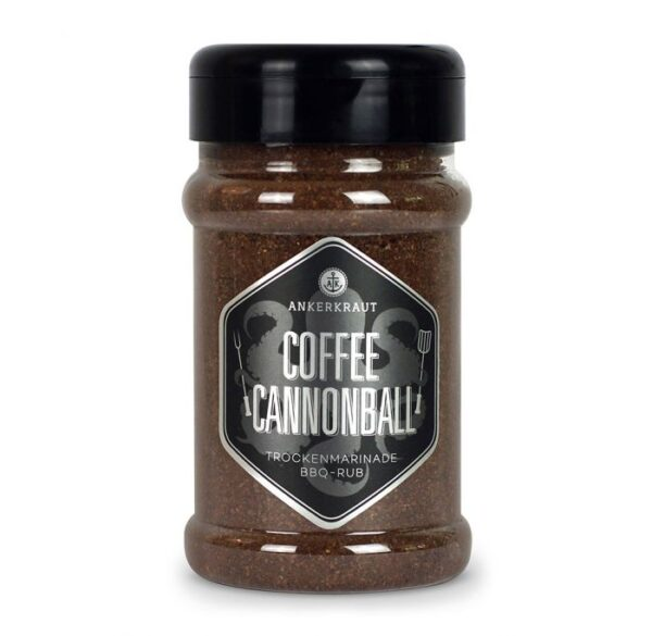 Coffee Cannonball